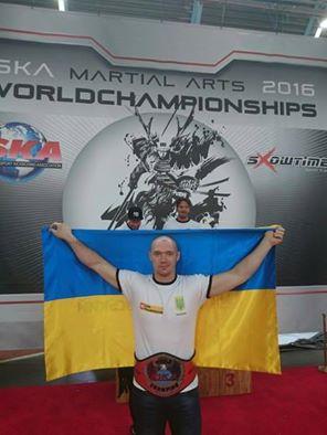 Мешканець Козятина Олександр Яричевський здобув титул чемпіона світу з кікбоксингу