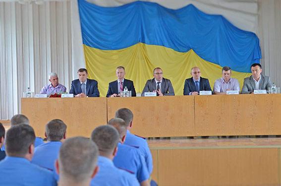 В двох райвідділках поліції Вінницької області призначено нових керівників