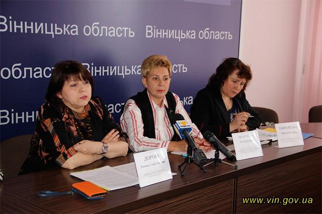Вінниччина на 3 місці в Україні по створенню прийомних сімей та дитбудинків сімейного типу