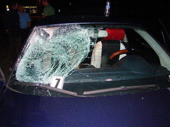 У ДТП на Вінниччині загинули пішохід та водій, ще троє пасажирів до лікарень. Серед них - 6-річна дитина
