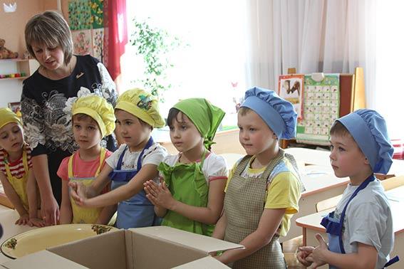 Вінницькі дітлахи подружилися з однолітками зі Слов'янська