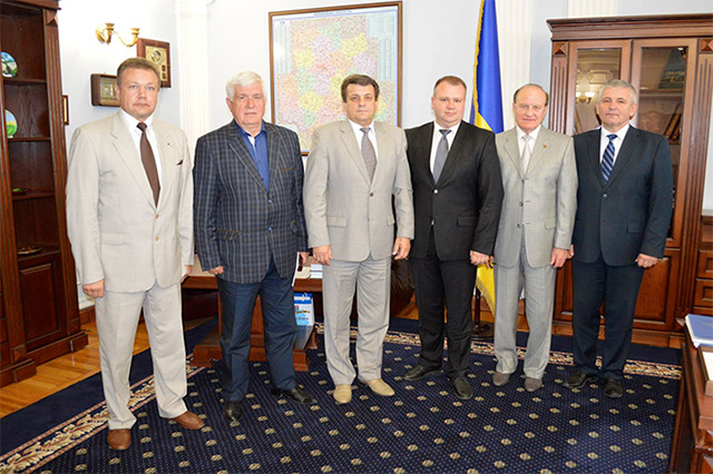 Агенцію регіонального розвитку Вінниччини очолив  Валерій Нікітюк