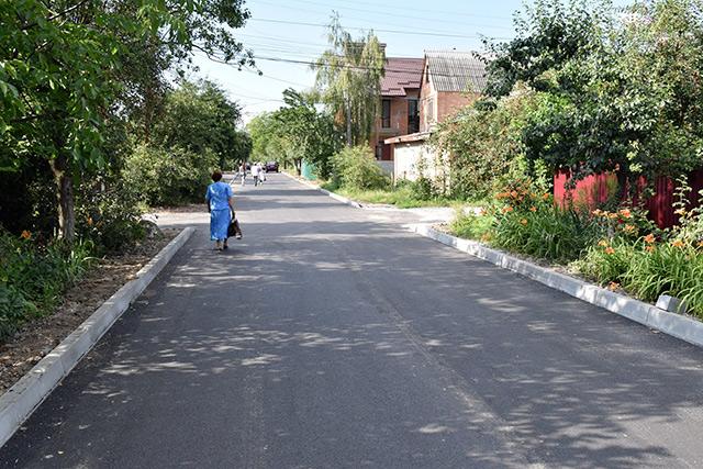 За рахунок співфінансування у приватному секторі вже заасфальтовано 4 вулиці. Перелік вулиць