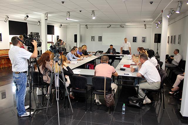Податкові новації обговорили підприємці та громадські активісти Вінниччини