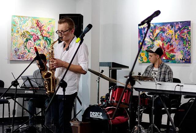 Всеукраїнський дитячий джазовий конкурс чекає заявки на участь від молодих джазменів