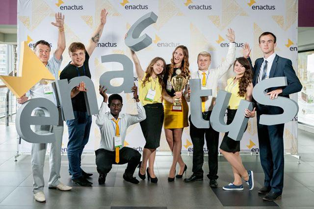 Студенти Вінницького національного технічного університету їдуть до Канади на Всесвітній кубок Enactus