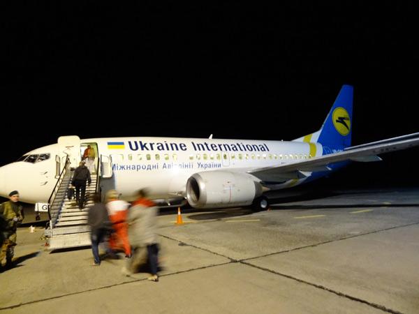 На уікенд до Варшави літаком з Вінниці