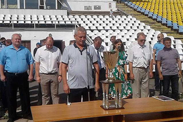 """У Вінниці розіграли """"Кубок героїв спеціального призначення"""" з футболу"""