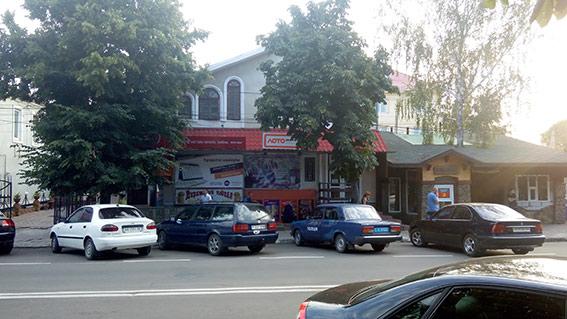 В Могилів-Подільському викрили салон з ігровими автоматами