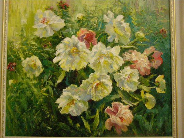 У Вінниці експонується персональна виставка живопису Валентини Колтановської