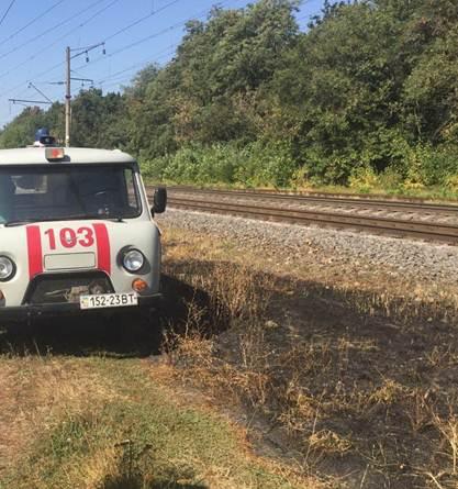 В Жмеринському районі під колесами потягу загинула дитина
