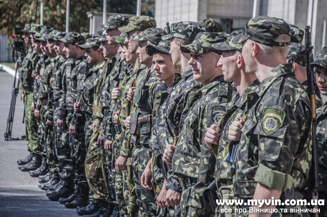 Очільник вінницької міліції ігор