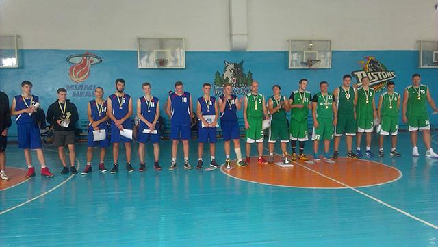 У Вінниці відбувся турнір з баскетболу, присвячений пам'яті Сергія Бєлобородова