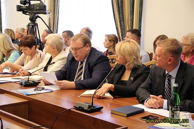 На Вінниччині планують реалізовувати досвід здійснення реформ у Польщі - вже підготували перспективний план дій
