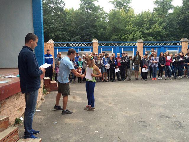 Збірна команда 2-ї спортивної школи вибороли перше місце на Чемпіонаті України з веслувального слалому
