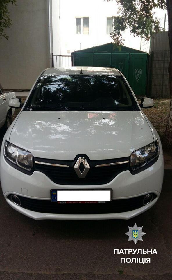 У Вінниці затримали жінку, яка скоїла ДТП, зникла з місця аварії та встигла продати авто за дорученням