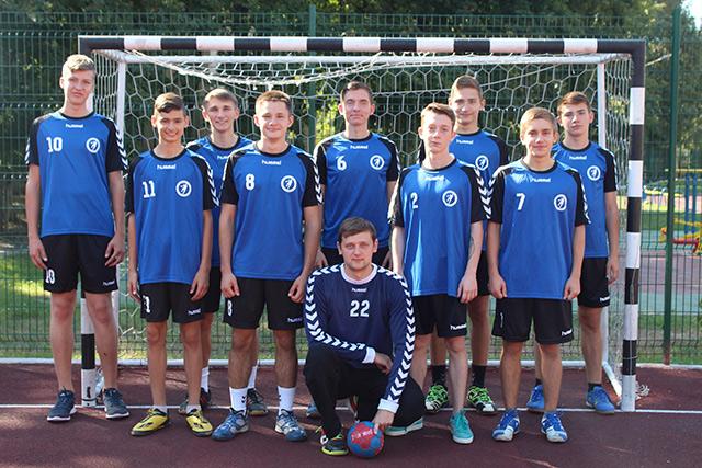 Вихованець спортивної школи №3 Андрій Кравець став кращим молодим гравцем на чемпіонаті області з гандболу