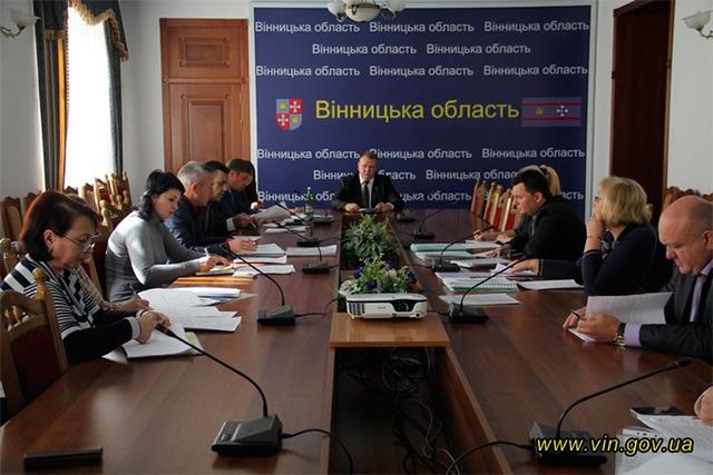 На Вінниччині ще 49 учасникам АТО нададуть земельні ділянки