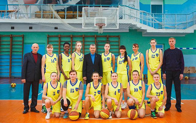 У Вінниці стартував 1-й тур XXVI чемпіонату України з баскетболу серед жіночих команд Суперліги