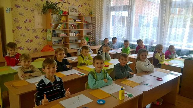 """Приватна гімназія """"Дельфін"""" запрошує вінницьких діток на заняття з ейдетики, розвитку мовлення та математики"""