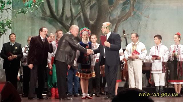 """Вінницький """"БарвіноК"""" у Румунії отримав диплом """"За високі досягнення у мистецтві"""""""