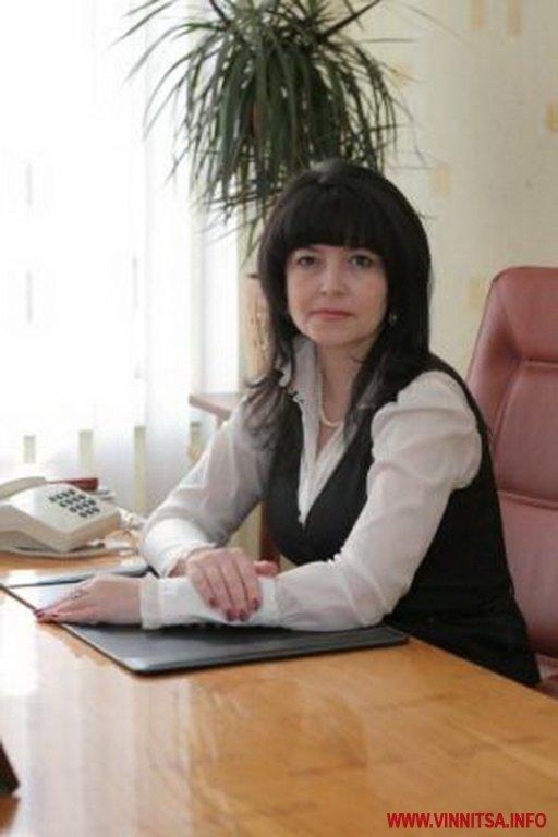 Яценко Оксана Василівна