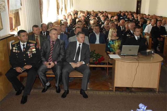 17 вересня рятувальники Вінниці відзначили своє професійне свято