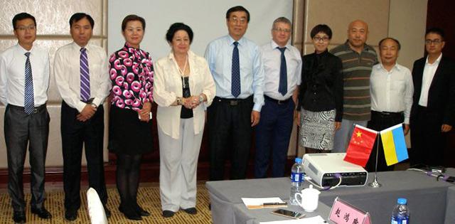 Делегаці ВНТУ перебувала у Китаї