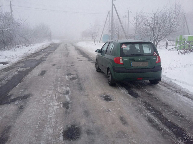 """У Вінниці затримали ще одне авто, в якому перевозили  горілку без """"акцизки"""""""