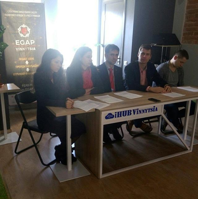 Два мільйони гривень за ідеї: «EGAP Challenge» збирає креативних вінничан