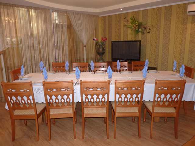 Готельно-ресторанний комплекс «Затишок»