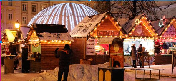 Бюджетное путешествие в новогоднюю сказку! Львов для экономных туристов