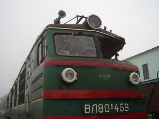На Вінниччині ствол танка протаранив зустрічний потяг