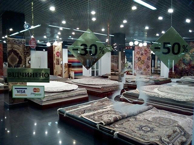Завітайте на найбільший ярмарок килимів!