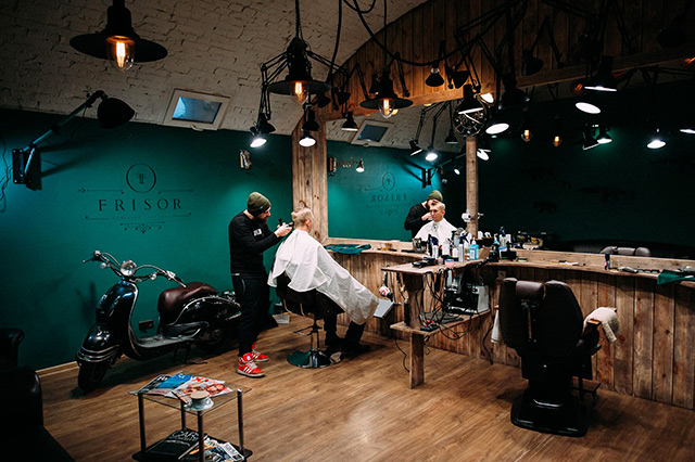 FrisorBarbershop у Вінниці – чоловіча перукарня