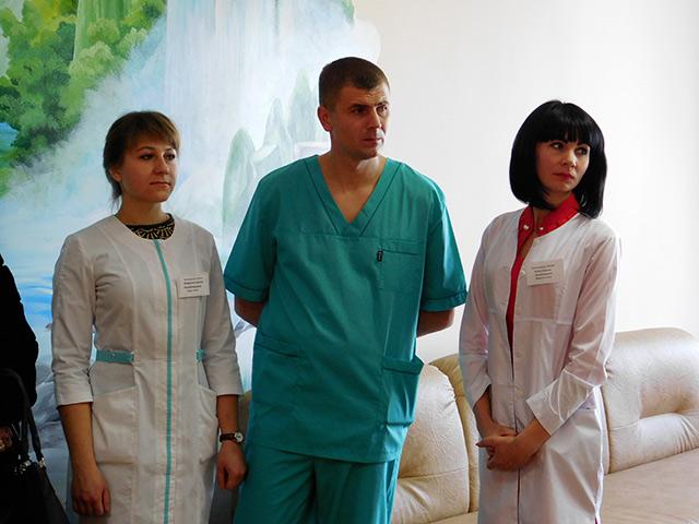 Оновлені медзаклади Калинівщини: фотографії та панно на стінах і палати як в готелі