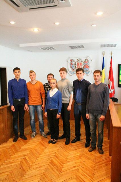 Вінницька Молодіжна Рада оновила свій склад