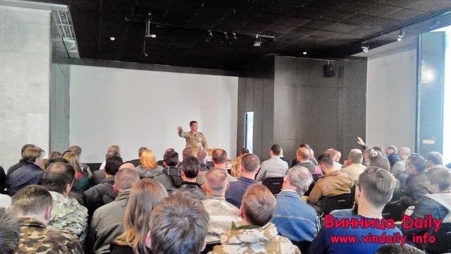 На Вінниччині буде створено базу підготовки партизан