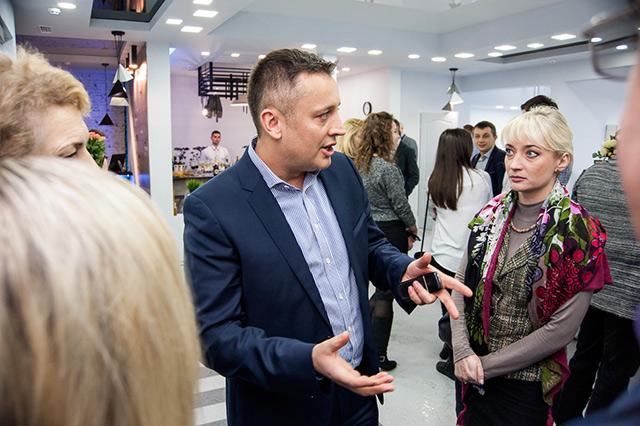 У Вінниці презентували новий благодійний проект з безкоштовного стоматологічного лікування АТОвців