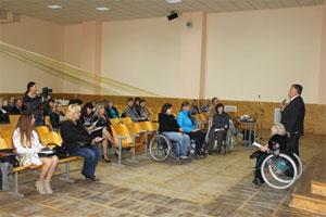 У Вінниці стартував проект по розвитку інклюзивної освіти
