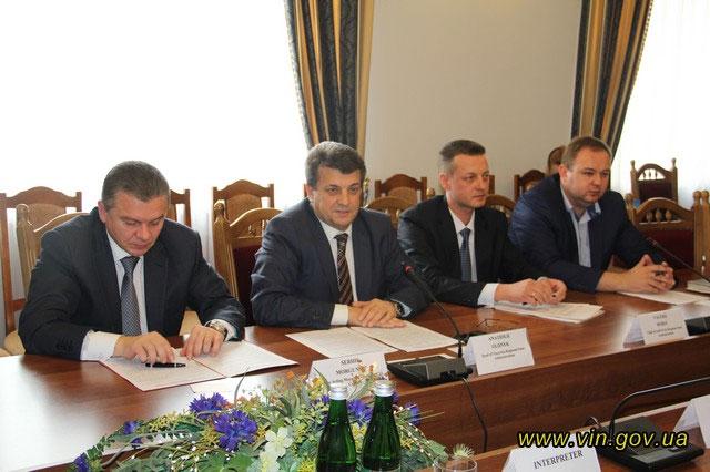 На Вінниччину стежити за виборами приїхали спостерігачі ОБСЄ