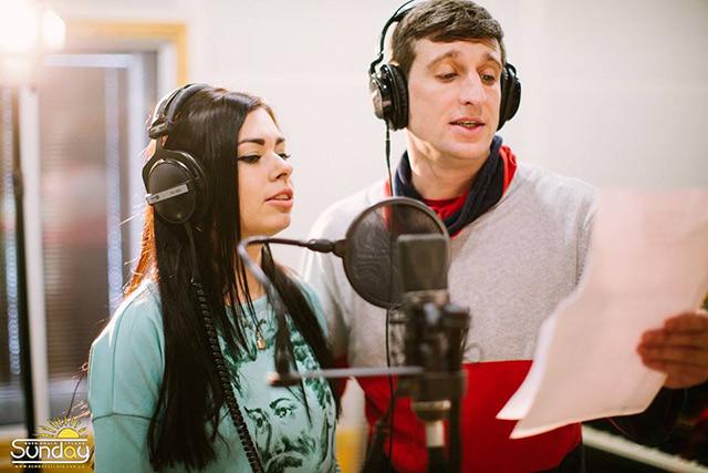 """Вінницьке подружжя Теренчуків записало кавер-версію пісні """"Мовчати"""" пам'яті Кузьми Скрябіна"""