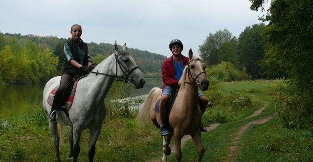 Фотосесія з кіньми у Вінниці – корисно і прекрасно