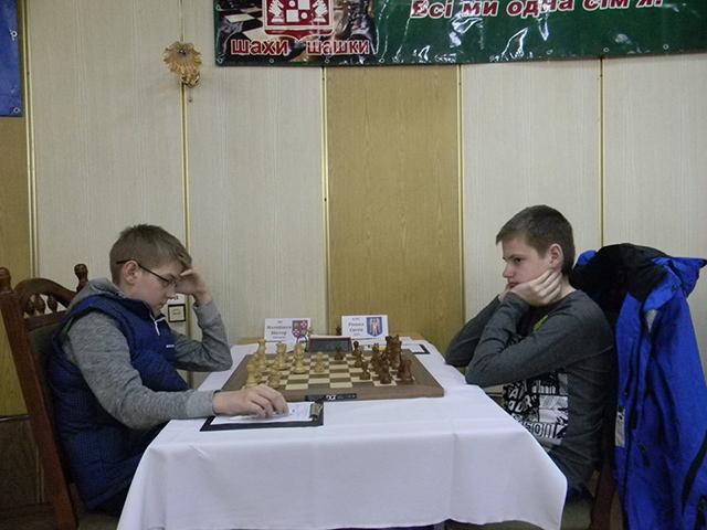 Вінничанин Віктор Матвіїшен став трикратним чемпіоном України з шахів