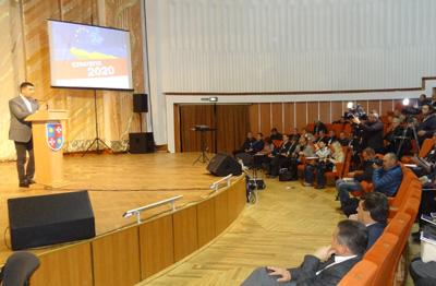 У Вінниці Володимир Гройсман презентував блок реформ з децентралізації «Стратегії 2020» на Вінниччині