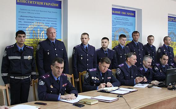 Міліціонери, які розкрили резонансні злочини, отримали грошові винагороди