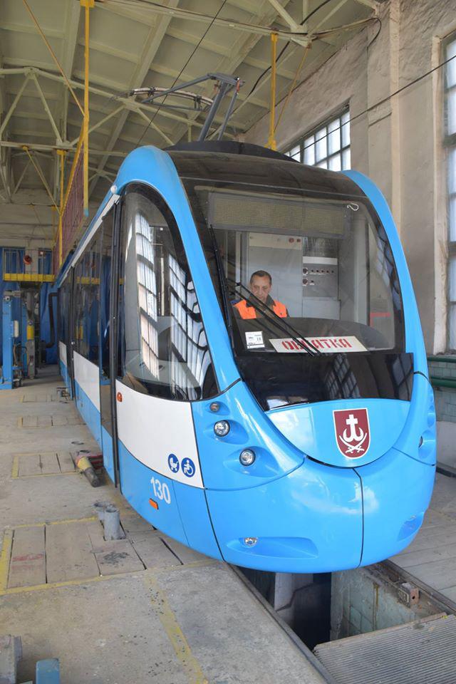 Вінниця продовжує випуск власних трамваїв. Зустрічайте вже 5-ий VinWay на вулицях міста