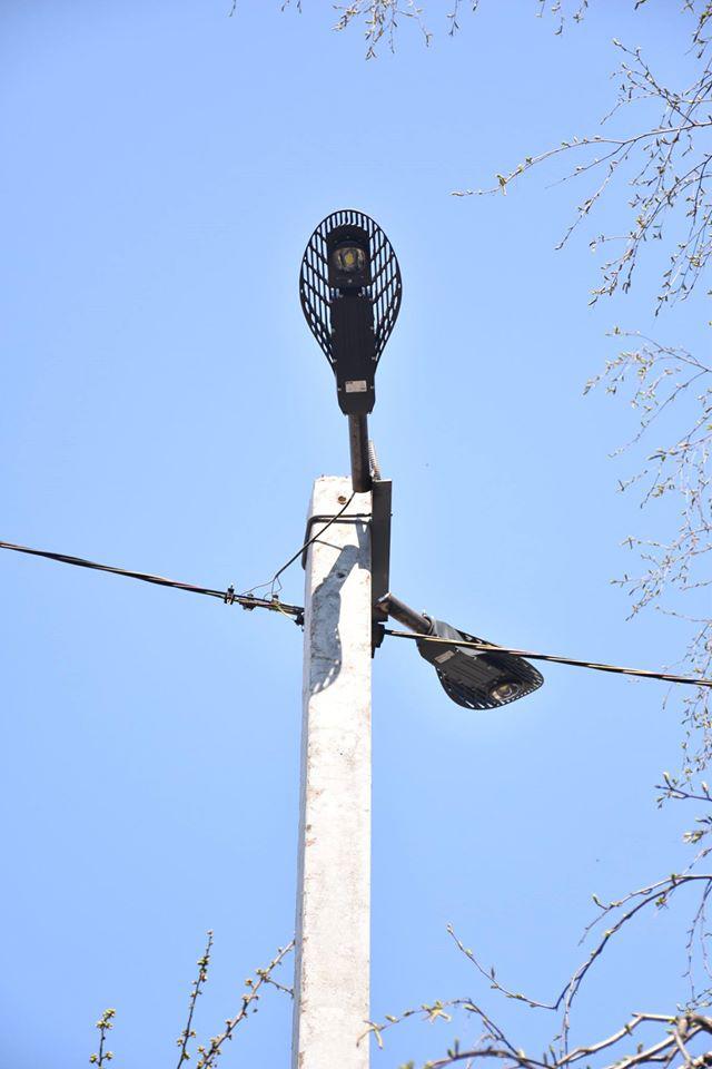 Яскраві та економні: де у Вінниці цьогоріч встановлять світлодіодні ліхтарі?