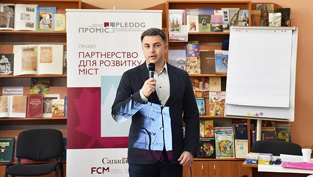 У Вінниці представили та обговорили ідеї для майбутніх проектів по створенню іміджу міста