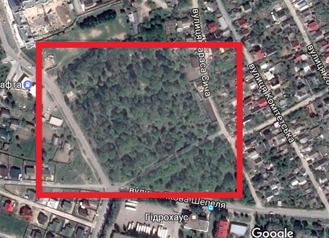 У Вінниці з'явиться сквер імені Євгенія Костюка, 19-річного вінничанина, який загинув в АТО